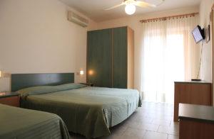 Camere Hotel Tre Colonne