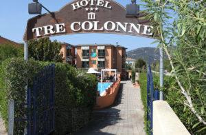 Piscina Hotel Tre Colonne