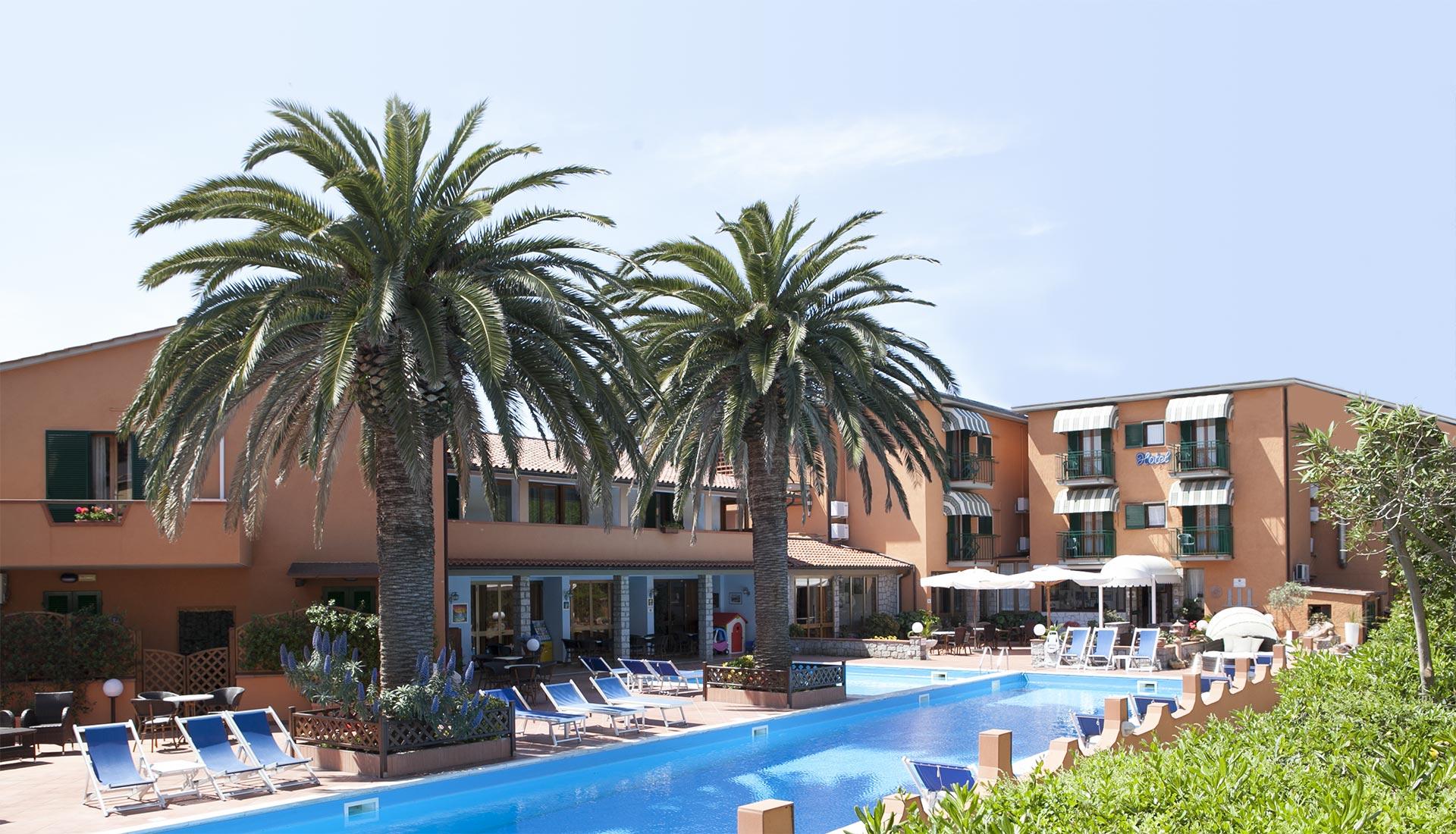 Hotel Tre Colonne Isola d'Elba